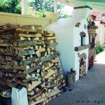 15 cuptor pe lemne