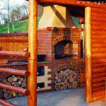 24 soba pe lemne